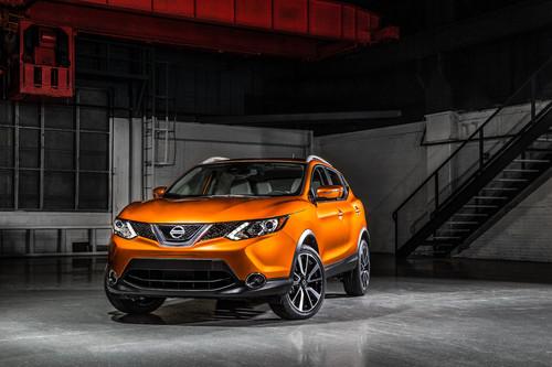 Nissan Rogue Sport, porque en EE.UU. es muy difícil pronunciar Qashqai