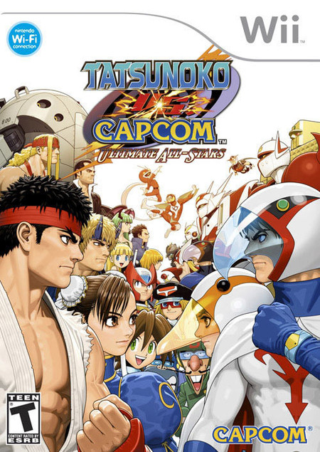 Tatsunoko vs. Capcom: Ulltimate All-Stars