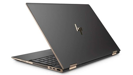 HP Spectre X360 15: el primer equipo con procesador Intel Core i7 y una gráfica Radeon RX Vega M GL en el mismo chip
