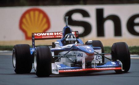 Gran Premio de Hungría 1997: Damon Hill casi obra el milagro