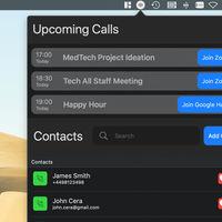 Esta app gratuita para macOS te permite unirte fácilmente a videollamadas de Zoom, Teams o Hangouts