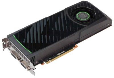 NVidia GTX 580 ya oficial