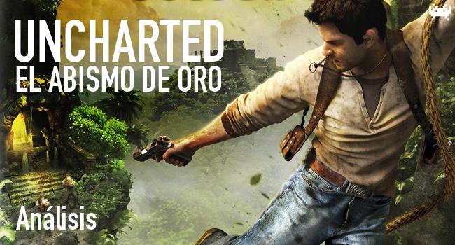 Uncharted: El Abismo de Oro: análisis para PS Vita