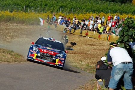Rally de Alemania 2012: Sébastien Loeb suma su noveno triunfo