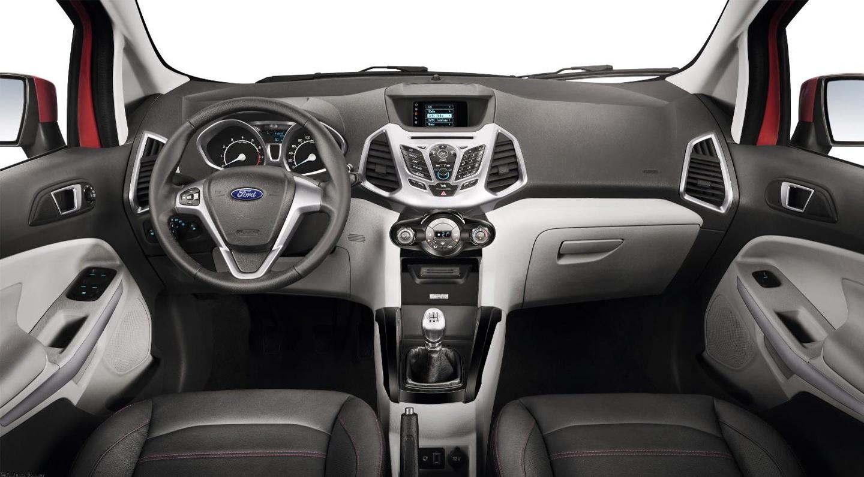 Foto de Ford EcoSport (6/6)