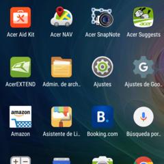 Foto 10 de 26 de la galería acer-liquid-z630-1 en Xataka Android
