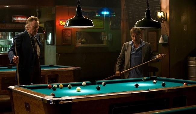 Christopher Walken y Al Pacino en 'Tipos legales'
