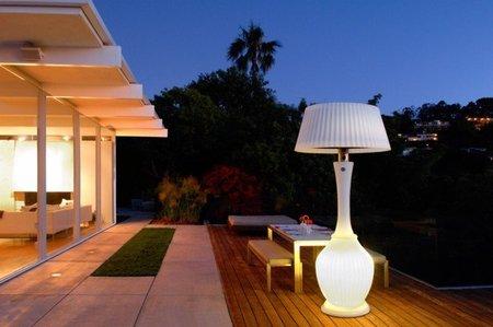 La estufa lámpara de Kindle Living