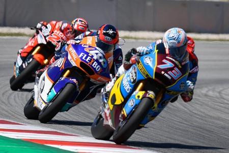 Marquez Brno Moto2 2019
