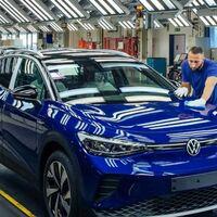 Volkswagen ID.5, la variante coupé del ID.4 ya entró en etapa de preproducción