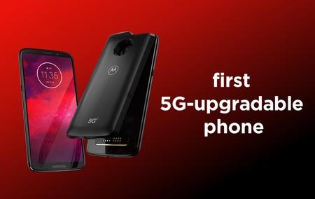 Motorola Moto Z3, ya está aquí el primer flagship que nos promete estar listo para las redes 5G