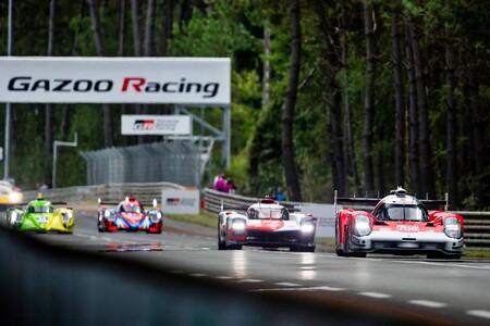 Glickenhaus Le Mans Wec 2021