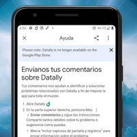 Google elimina Datally, su app para ahorrar datos, de Google Play