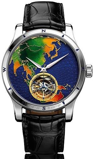 Reloj para navegantes de Jaeger LeCoultre