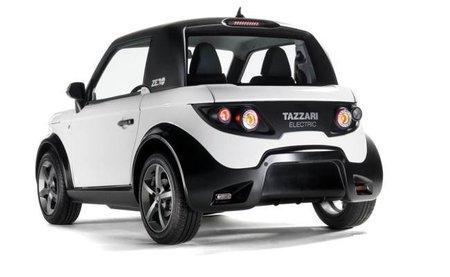 Tazzari Zero, el citycar eléctrico italiano