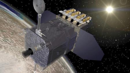 La NASA difunde un vídeo de un eclipse solar tomado desde el espacio