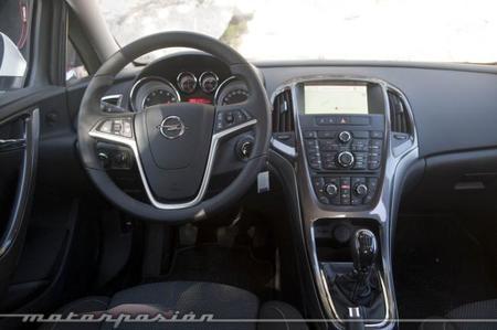 Novedades Opel 2013, presentación y prueba en Madrid