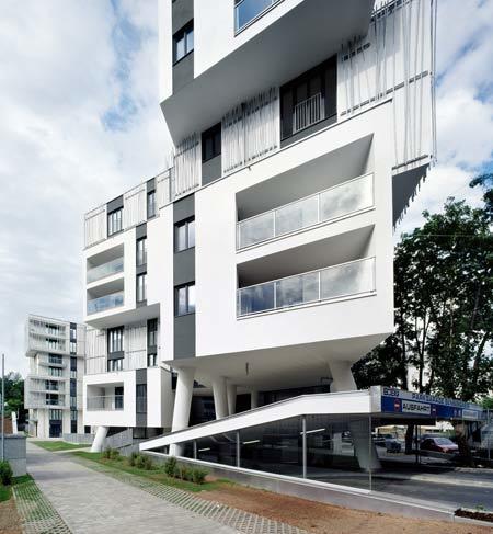 Foto de Apartamentos de diseño en Viena (3/14)