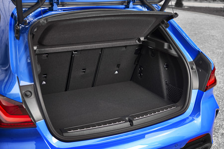 BMW Serie 1 2019 maletero
