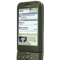 T-Mobile G1 ha llegado: Software