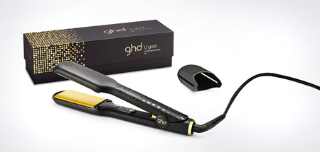 Plancha de pelo GHD V Gold Max Styler en oferta en Amazon  por sólo 146,75 euros ¡Mejor precio para comprarla!