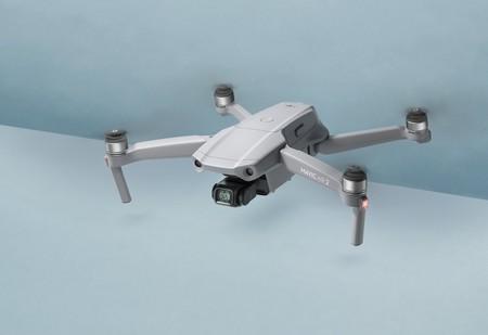 DJI Mavic Air 2, el nuevo drone incorpora fotografías en resolución 8K, mejoras en vídeo y más autonomía