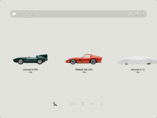 En esta imagen de ROAD inc. podemos ver un par de coches descargados y uno sin descargar