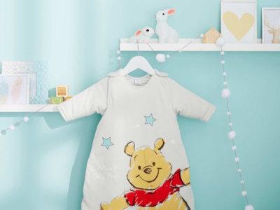 Los saquitos de dormir para bebés más originales y bonitos
