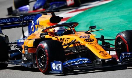 Sainz Formula 1 Espana 2019