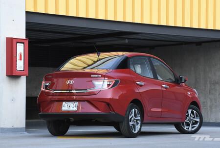 Hyundai Grand I10 Sedan 2021 Opiniones Prueba Mexico 5