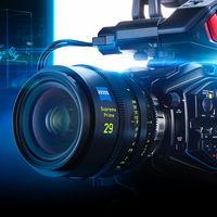 Blackmagic URSA Mini Pro 12K: la primera cámara que graba a 12K y que, además, puedes controlar por Bluetooth