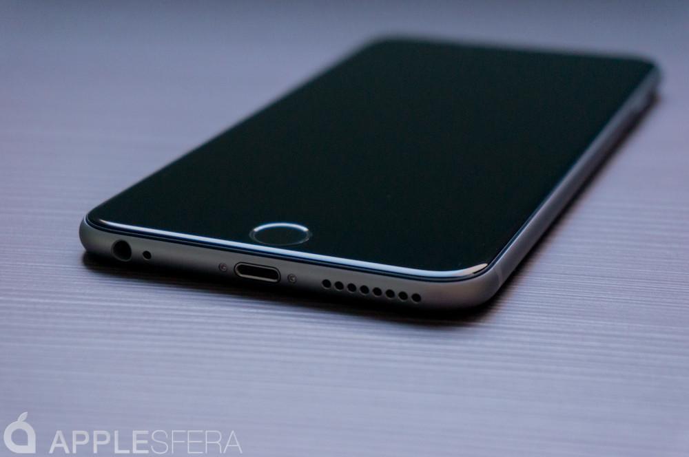 b245b4fdccf Un posible defecto en el diseño está dejando a cientos de iPhone 6 y iPhone  6 Plus con la pantalla inutilizable