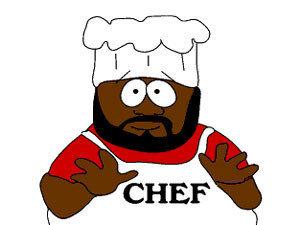 Chef deja SouthPark