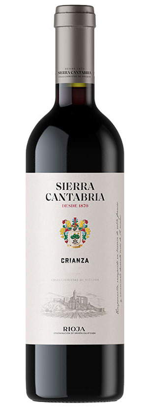 Sierra Cantabria Crianza, 2016. DOCa Rioja
