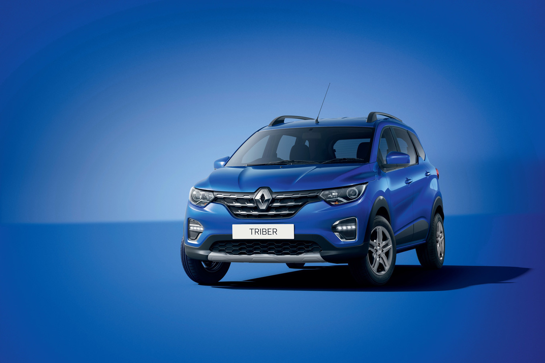 Foto de Renault Triber (1/45)