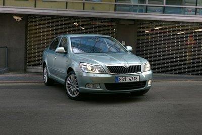 Škoda Octavia Limited Edition