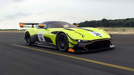 El Aston Martin Vulcan competirá este año en Le Mans, pero no en la carrera que estás pensando