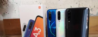 Xiaomi Mi A3 de 4/64GB al mejor precio desde España y con 2 años de garantía en Tuimeilibre: 229 euros