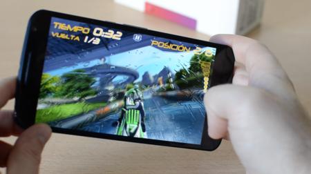 Nexus 6 Potencia