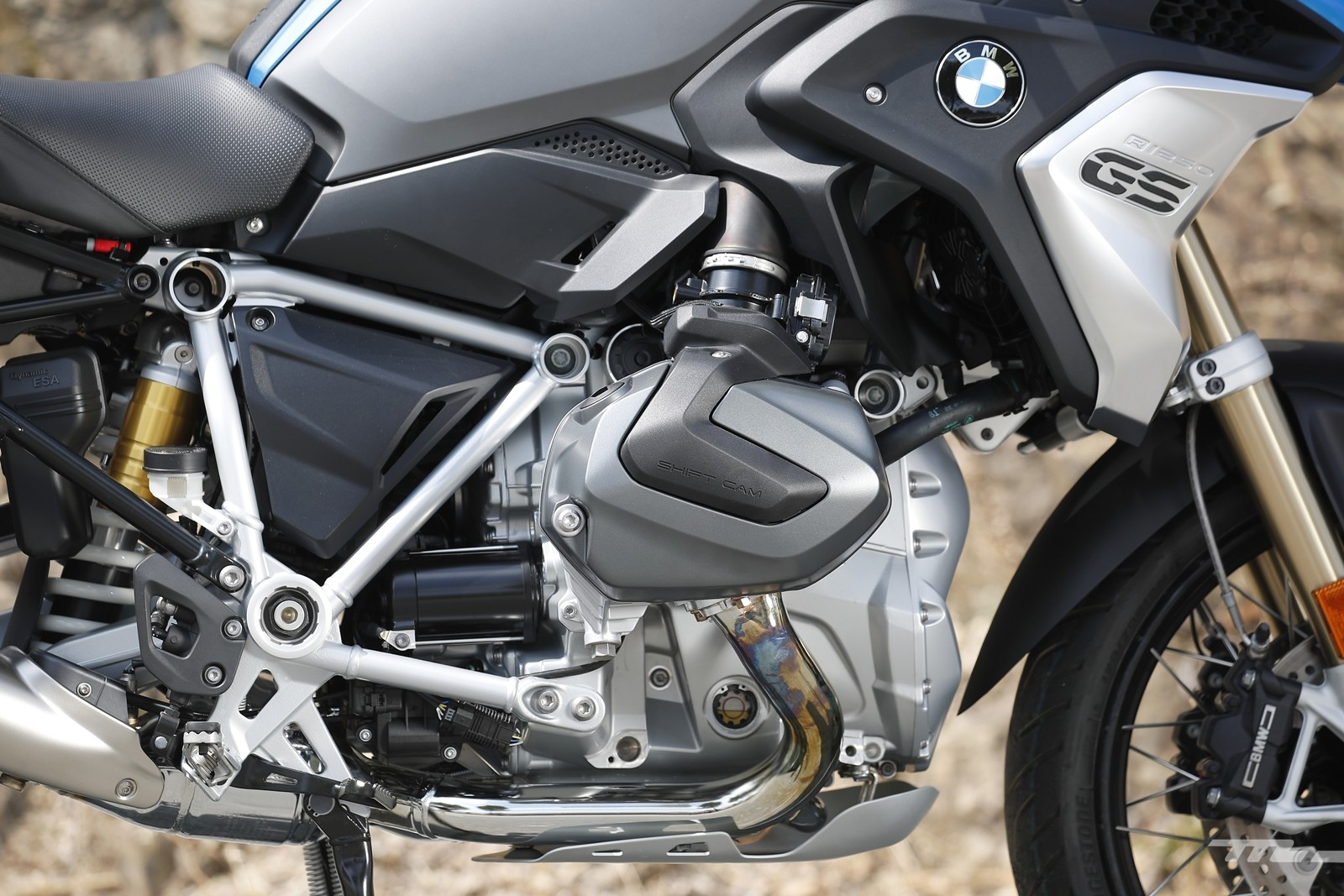 Foto de BMW R 1250 GS 2019 prueba (59/81)