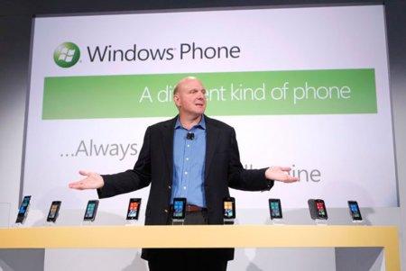 ¿Está vendiendo bien Windows Phone 7?