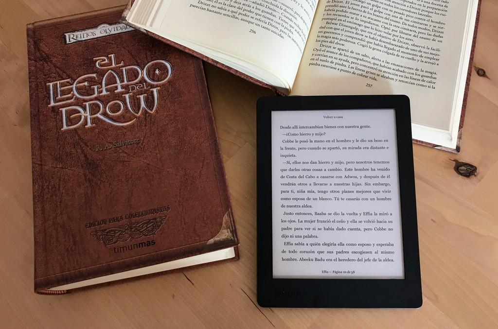 Kobo Aura H2o Edition 2 Libros