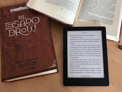 Kobo Aura H2O Edition 2: ¿una alternativa seria para el Kindle?