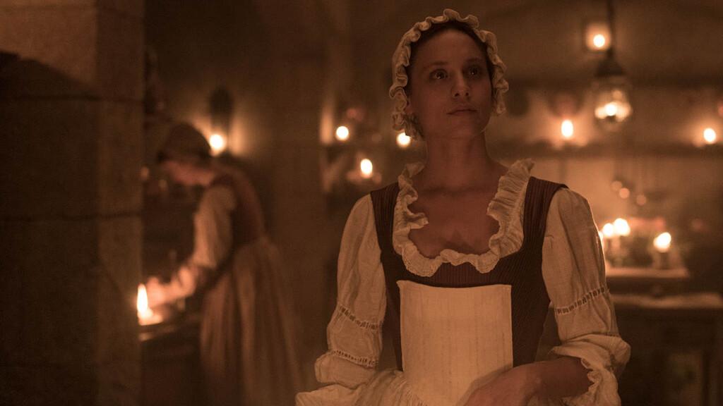 Antena 3 lanza las primeras imágenes de 'La cocinera de Castamar': Michelle Jenner encabeza la adaptación de la novela de época