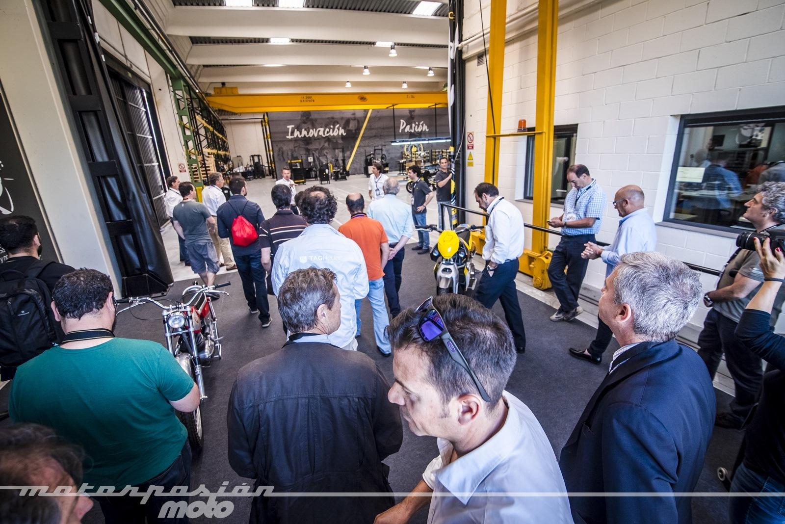 Foto de Bultaco Brinco, estuvimos en la presentación (4/30)