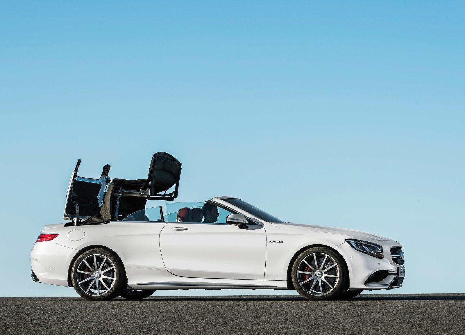 Foto de Mercedes-AMG S 63 Cabriolet (13/19)