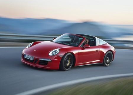 Porsche 911 Targa 4 Gts 2016 1280 02