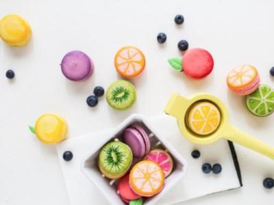 DIY: Decora unos macarons con rotuladores comestibles