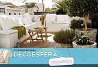 ¿Decoráis de forma especial vuestra terraza o jardín de cara a la primavera? La pregunta de la semana