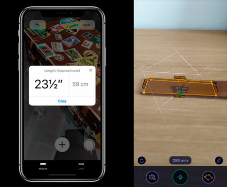 ARKit vs Ar Ruler